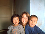 Humanitaire en Mongolie