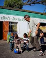 Missions humanitaires, Afrique du Sud