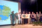 Nos écovolontaires 2012 à l'honneur