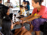 Missions humanitaires au Cambodge