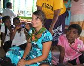 Missions humanitaires, Fidji