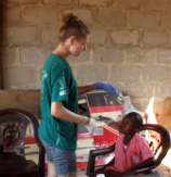 Stage de médecine au Ghana