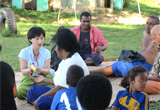 Mission nutrition aux Fidji