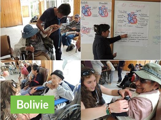 Actualité sur la journée mondiale du Cœur en Bolivie