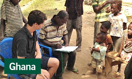 Témoignage sur la mission Microcrédit au Ghana