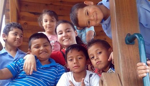 Portrait de volontaires Costa Rica