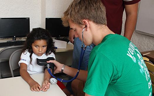 Nouveau chantier d'été médecine au Mexique et plus …
