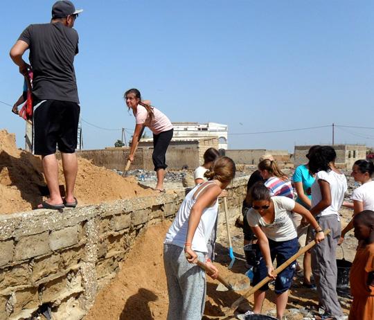 Construction et reconstruction aux Philippines