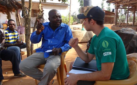 Projet de développement au Togo