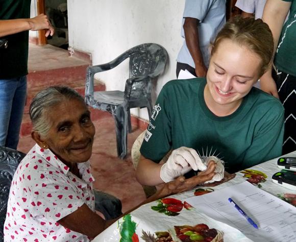 Santé publique au Sri Lanka