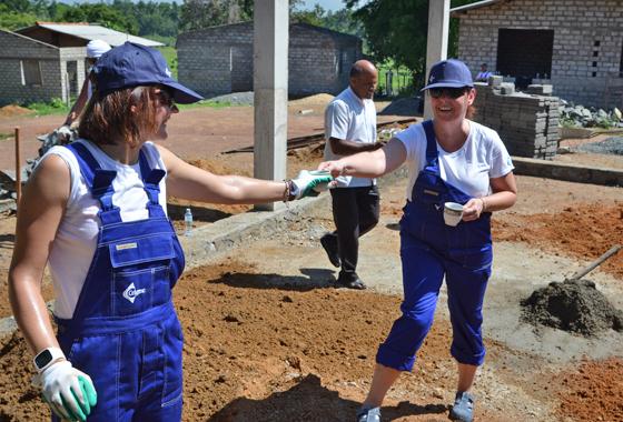 Le volontariat en entreprise