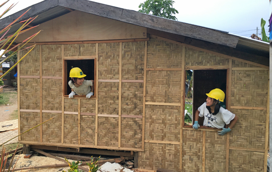Bilan: 4 ans après le typhon Haiynan aux Philippines