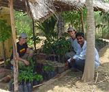 Ecovolontariat en Inde