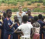 Sport féminin au Ghana