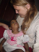 Missions humanitaires, Inde par Victoria Minjauw