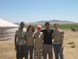 Cours de mongol en Mongolie