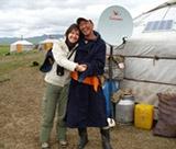 Témoignage projet nomade Mongolie