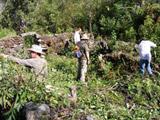 Projet inca au Pérou
