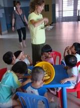 Témoignage humanitaire Cambodge