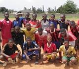 Encadrement sportif au Togo
