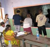 Missions d'Enseignement en Inde