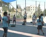 Encadrement sportif en Palestine