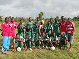 Témoignage encadrement sportif Togo
