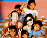 Missions humanitaires, Cambodge