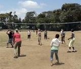 Encadrement sportif en Tanzanie