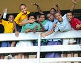 Nouveau pays d'action: les îles Samoa