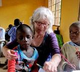Aide à l'enfance Ghana