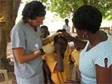 Médecine au Ghana