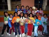 Encadrement sportif au Pérou