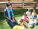 Nutrition au Pérou
