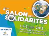 Salon des solidarités à Paris!
