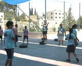 Encadrement sportif Israël/ Palestine