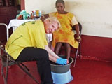Jamaïque: Ergothérapie