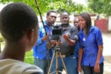 Production audiovisuelle en Tanzanie
