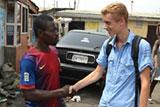 Business au Ghana (micro-crédit)
