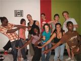 Danse en Jamaïque