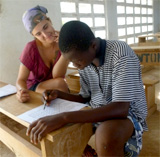 Mission enseignement au Togo