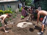 Construction en Tanzanie