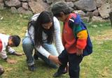 Humanitaire au Pérou