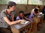 Enseignement du français au Ghana