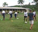 Encadrement sportif aux Fidji