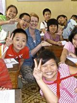 Enseignement du français au Vietnam