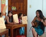 Développer les arts créatifs aux Galápagos - Equateur