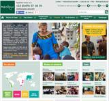 Nouveau look pour notre site Internet
