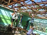 Reconstruction aux Philippines