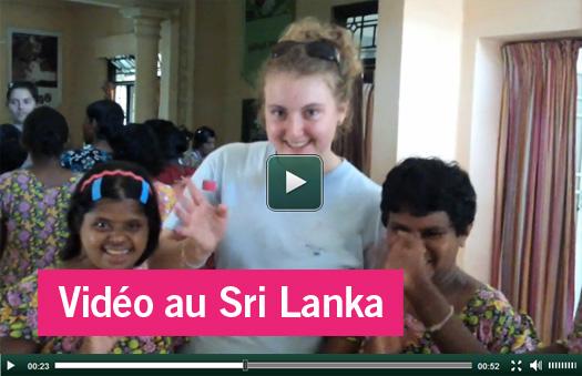 Nouvelle vidéo groupe Sri Lanka